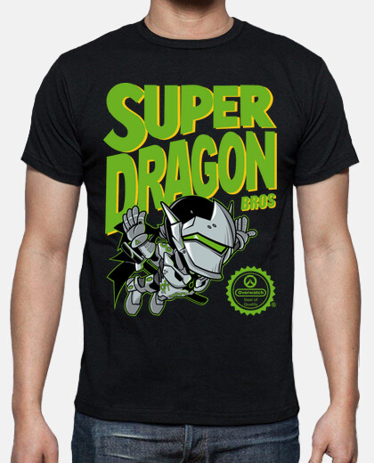 Super Dragon Bros vers. Genji