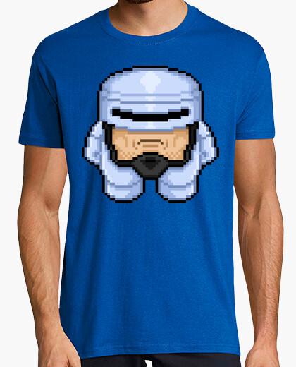 Tee-shirt super eat robocop
