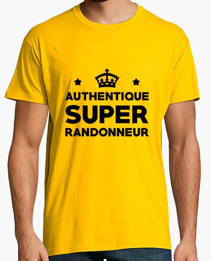 Camiseta súper excursionista
