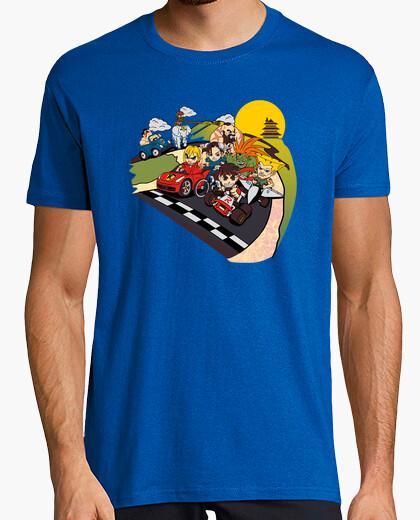 Camiseta Super Fighting Karts
