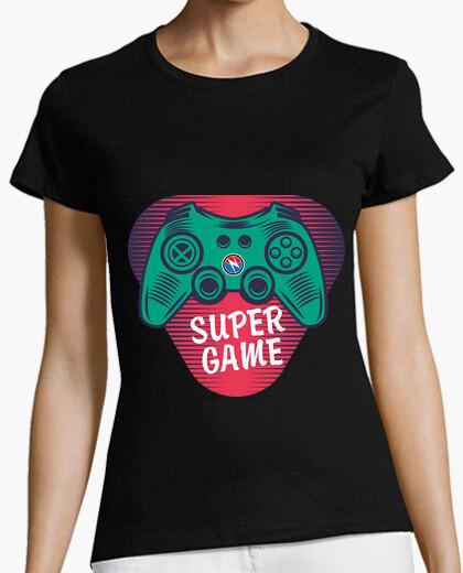 Camiseta SUPER GAME