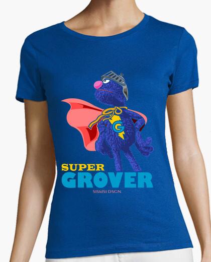 Camiseta Super grover