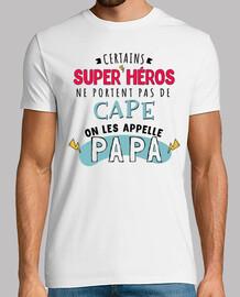 Super héro papa