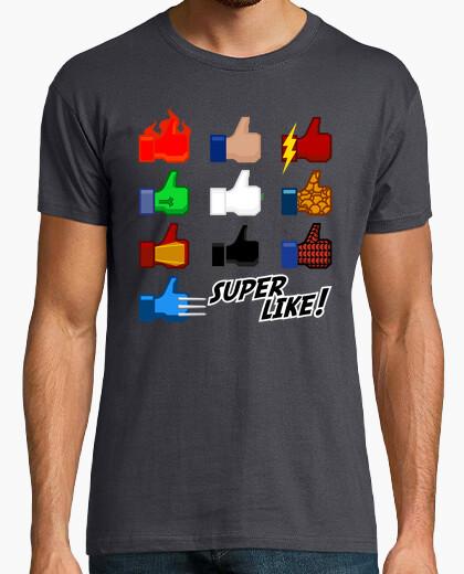Super like t-shirt