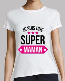 Super Maman - Fête des Mères