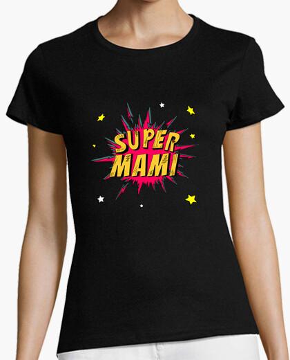 Camiseta Super mami