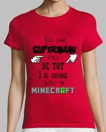 Super Mami Minecraft CAT
