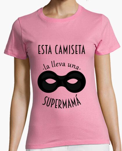 T-shirt super mamma