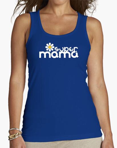 T-shirt super mamma margherita