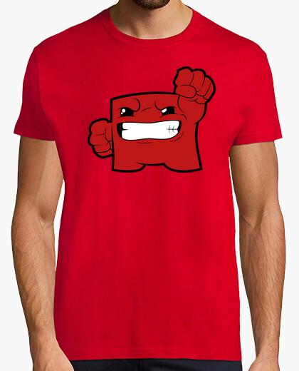 Tee-shirt super meat boy (homme)