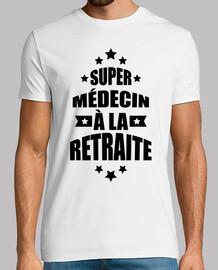 super médecin à la retraite