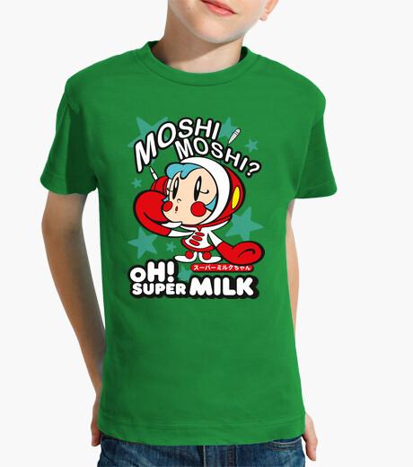 Ropa infantil Super Milk