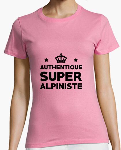 Camiseta súper montañero / montañero