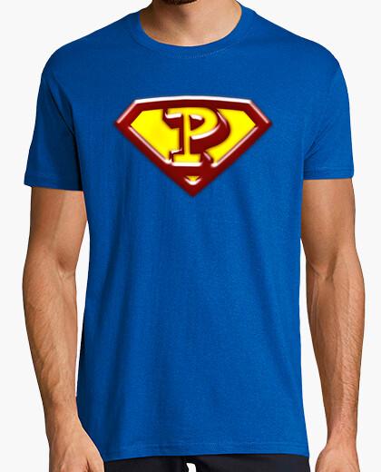 Camiseta Super P