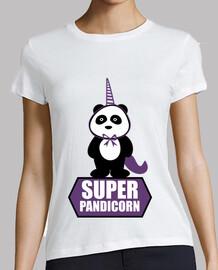 Super pandicorn