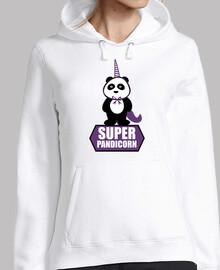 súper pandicornio