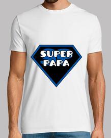 Super Papa  Fête des Pères  Enfant