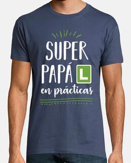 Super Papá en prácticas