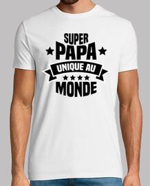 Super papa unique au monde