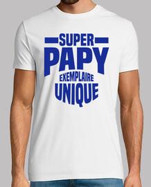 Super papy exemplaire unique