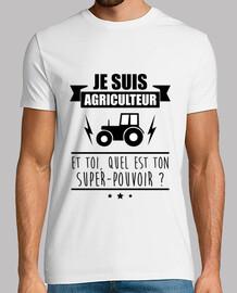 Super pouvoir agriculteur