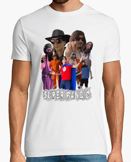 Camiseta Super Rancio