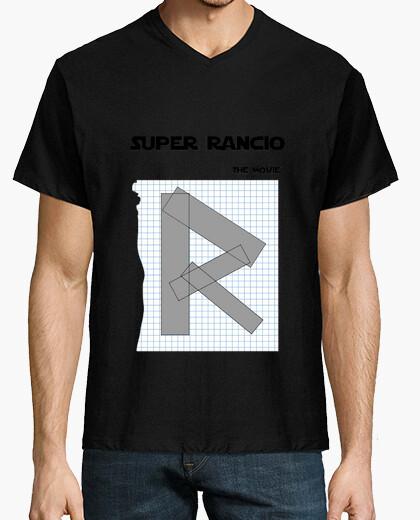 Camiseta Super Rancio La Película