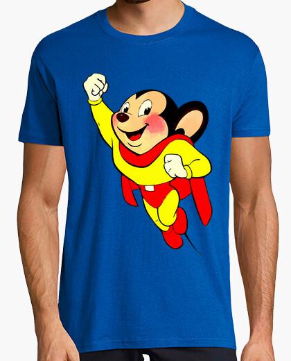 Camiseta Super Ratón - Mighty Mouse