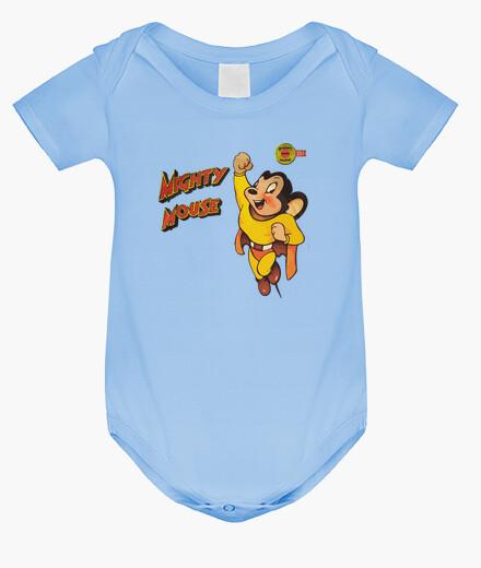 Ropa infantil Super Ratón Bebé
