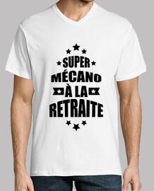super retired mechanic