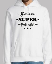 super retired retirement gift