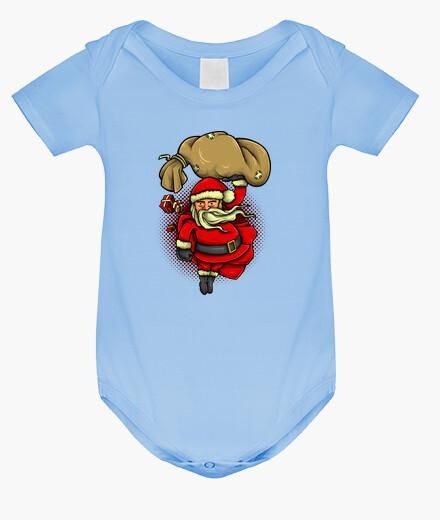Ropa infantil Super Santa