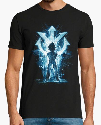 Tee-shirt Super Sayan - bleu