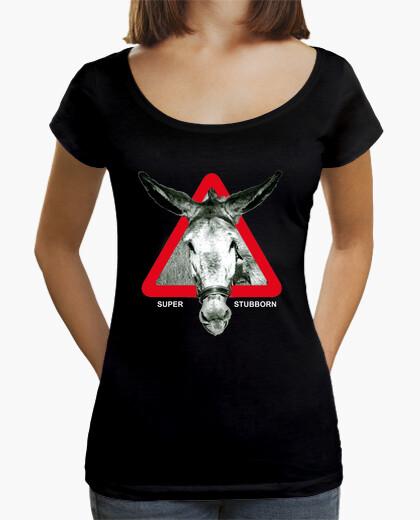 Camiseta Super Stubborn