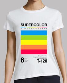 Supercolor T-120