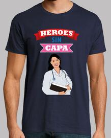 supereroi senza cap per i medici