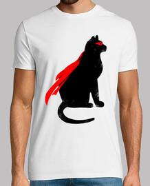 Superheld Katze