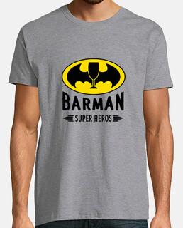 superhero bartender - humor parody