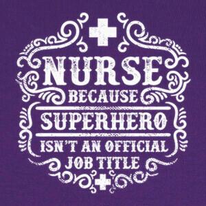 Superheroe no es un trabajo T-shirts