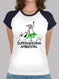 SUPERHEROÍNA AMBIENTAL