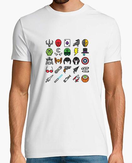 Superheros t-shirt