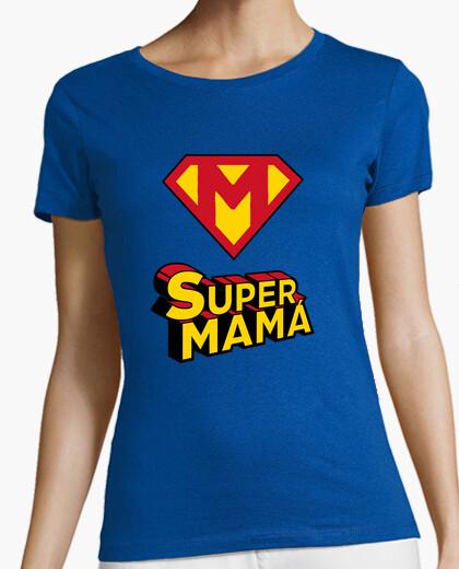 Camiseta SuperMamá