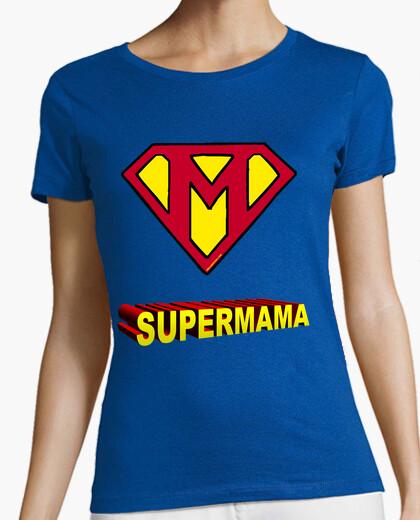 Camiseta SuperMama