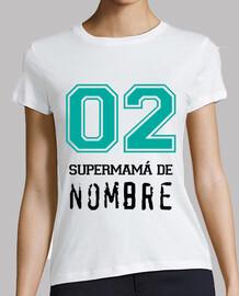 SuperMamá Familia NOMBRE PERSONALIZADO *LEER DESCRIPCIÓN