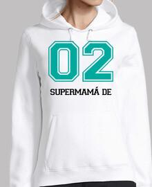 SuperMamá Familia Personalizada