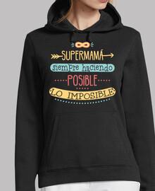 Supermamá posible lo imposible