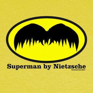 Tee-shirts SUPERMAN BY NIETZSCHE