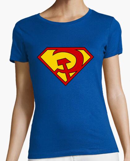 Camiseta SuperMarx - Chica