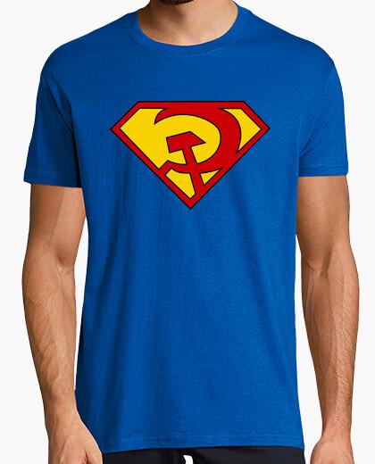 Camiseta SuperMarx - Chico