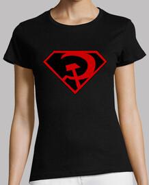 SuperMarx Antifa - Chica